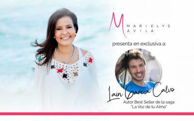 Marielys en exclusiva «Pregunta de tú a tú» con Laín García Calvo