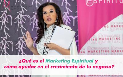 Qué es el marketing espiritual y cómo te puede ayudar en el crecimiento de tu negocio.