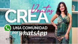 Ventas por Whatsapp - Formación para Emprendedoras